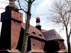 Las iglesias de madera en Bierdzany