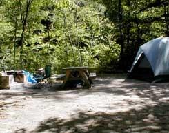 Woodland Valley Campground