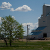 Woodrow Grain Elevators