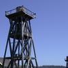 Wood Water Tower Mendocino