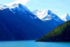 World Heritage Site Geiranger Ffiord - Norway
