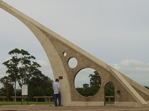 World's Largest Sundials