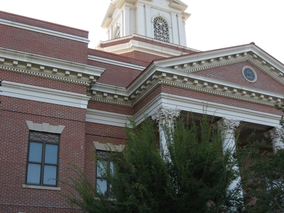 Worth County Courthouse In Sylvester