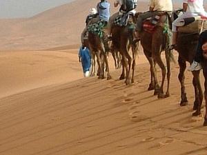 Desert Tour Fes to Marrakech Fotos
