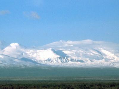 Wrangell Mountains
