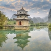 Wrenching Tower In Guangxi