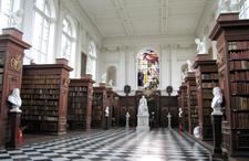 Wren Library Interior