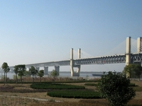 Wuhu Yangtze River Bridge