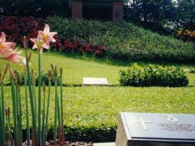 World War II Cemetery In Mainamati.