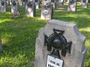 WWI Cementerios Militares