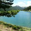 Wyoming Peak From Middle Piney Lake