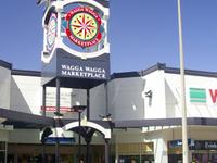 Wagga Wagga de mercado