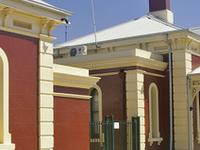 Wagga Wagga la estación de tren