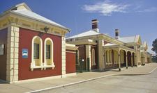 Wagga Wagga Railway Station