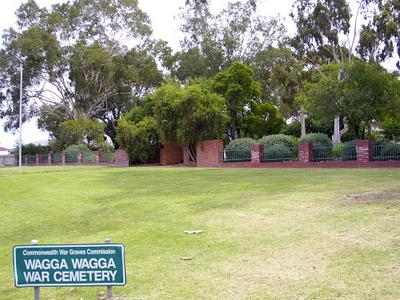 Wagga Wagga War Cemetery