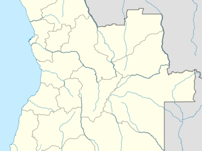 Waku Kungo Is Located In Angola
