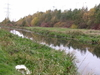 Walsall Canal By Spine Road