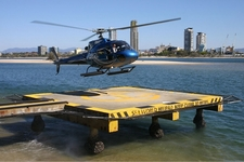 Warner Sea World Aviation Eurocopter