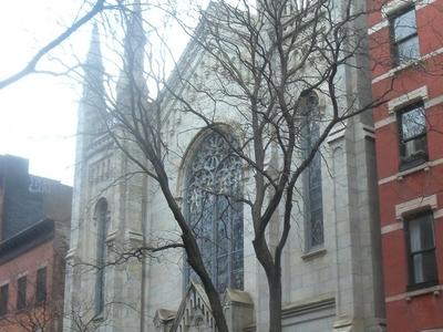 Washington Square Methodist Episcopal Church
