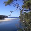 Winter At Wattamolla Beach