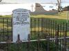 Wauba Debars Grave And Headstone Of Bicheno