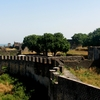 Wall Of The Portuguese Fort Of Diu Daman And Diu