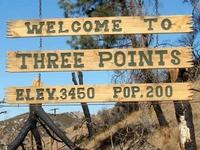 Tres puntos