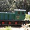 West Coast Wilderness Railway Diesel Locomotive