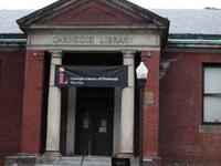 West Branch Fim da Biblioteca Carnegie de Pittsburgh