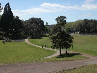 Western Park Playing Field