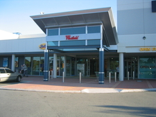 Westfield Whitford City Entrance