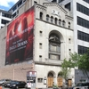 Billboard For The Film Angels & Demons