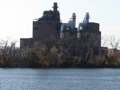 West Springfield Power Plant