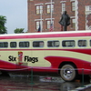 Six Flags Bus