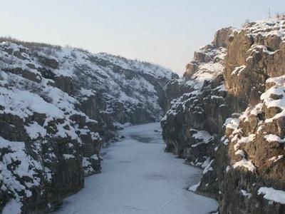 White Drin River