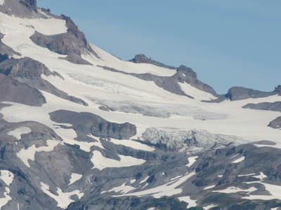Whitman  Glacier