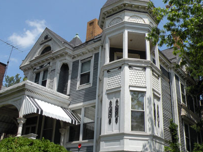 Wigman House