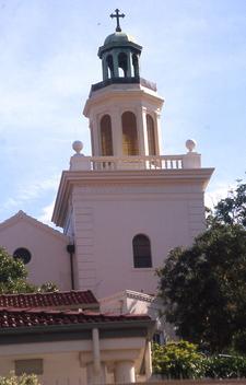 Loreto Chapel Tower
