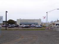 William R. Fairchild International Airport