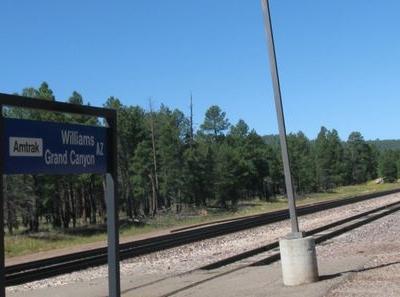 Williams  Amtrak