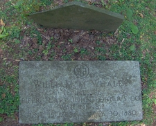 The Grave Of William Whaley