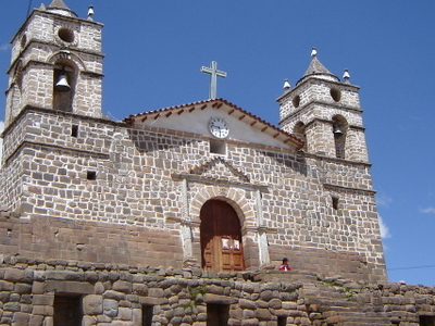 Cathedral Of Vilcashuaman