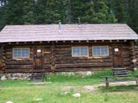 Willow Park Patrol Cabin