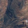 Satellite Image Of Wilpena Pound.
