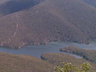 Winburndale Dam