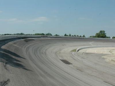 Winchester Speedway Turn