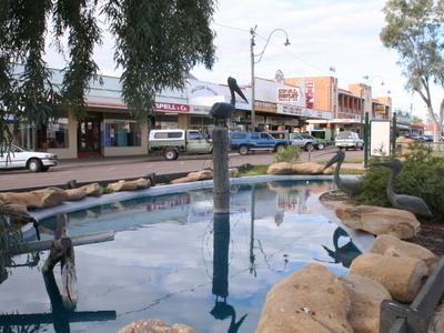 Main Street Of Winton