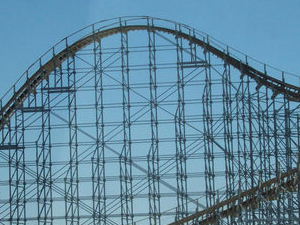 Hades Roller Coaster
