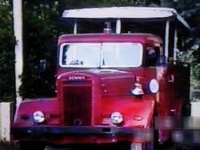 Wobbies World Fire Truck