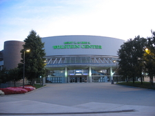 Wolstein Center Entrance